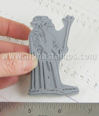 Plague Doctor Cling Stamp
