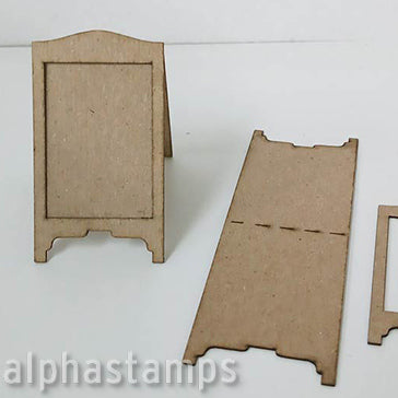 Mini Sandwich Board Set