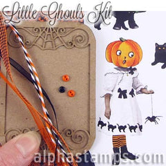 Little Ghouls Kit - September 2017 - SOLD OUT