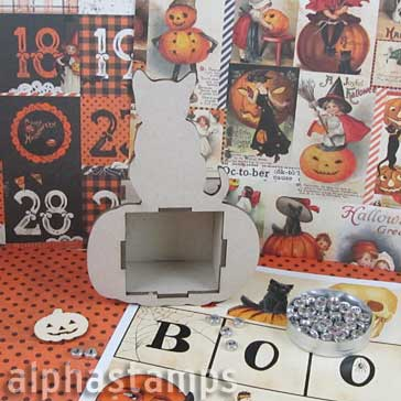 Halloween Countdown Kit - September 2018