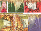 Slide Mailer/Shrine Curtains Collage Sheet