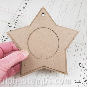 Ornament Frame Set - Star