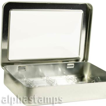 Tim Holtz Mini Ink Pad Storage Tin