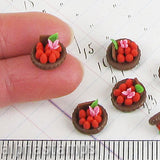 Tiny Strawberry Tart