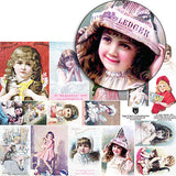 Sugar & Spice & Everything Nice Collage Sheet