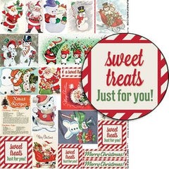 Sweet Treats Collage Sheet