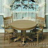 Round Table & Chairs Kit