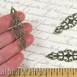 Thin Ornate Filigree