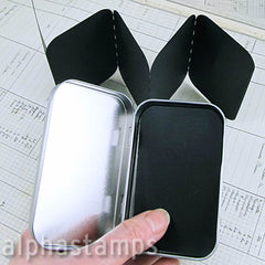 Altoids Tin Accordion Book