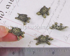 Bronze Mini Turtle