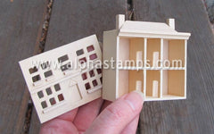 Dollhouse for a Dollhouse - Unfinished