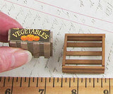 Miniature Wooden Crates - OUT OF STOCK