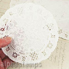 5 Inch French Doilies