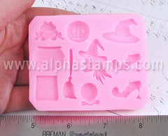 Witchy Props Mold