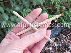 3-3/4 Inch Wooden Posts