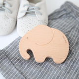 Wise Elephant Teether Toy