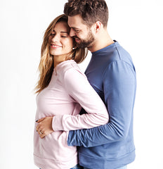 be-with sweaters for hugs and touches