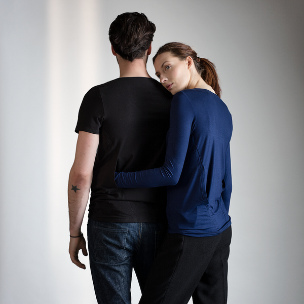 touch-through clothing for loving relationships