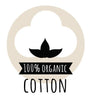 organic cotton GOTS certified be-with