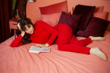 """Homewear"" set - Red"