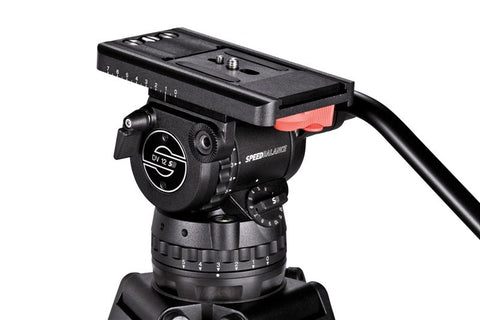 Sachtler DV 12SB 100mm for rent / hire in Melbourne, Australia