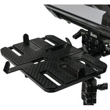 Copy of IKAN ELITE PRO LARGE TABLET TELEPROMPTER for Light stands with Remote and Ipad