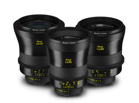 Zeiss Optus Otis - the world's best lens set for hire - Melbourne, Australia