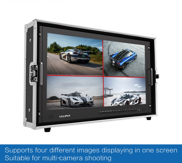 28 inch Broadcast Ultra-HD SDI DVI HDMI Monitor for rent hire in Melbourne Australia