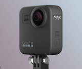 GoPro MAX 360 VR camera - 3 cameras in one