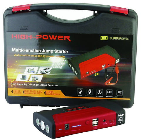 Car jump starter With Power Bank