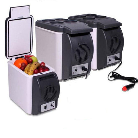 7.5L Car Mini Freezer With FREE DASH BOARD CAMERA
