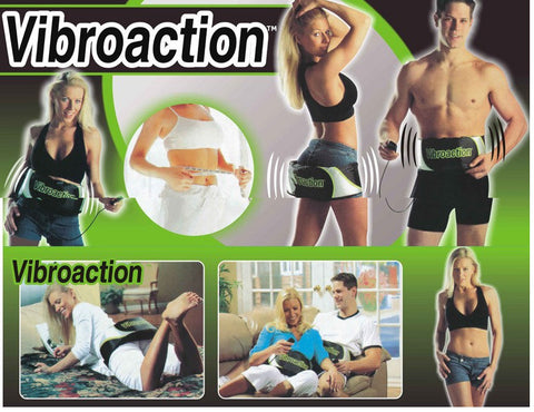 Vibroaction Massage Slimming belt
