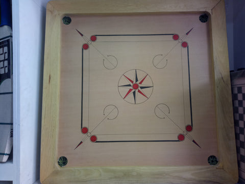 Carrom Champion Board Brandnew 12mm