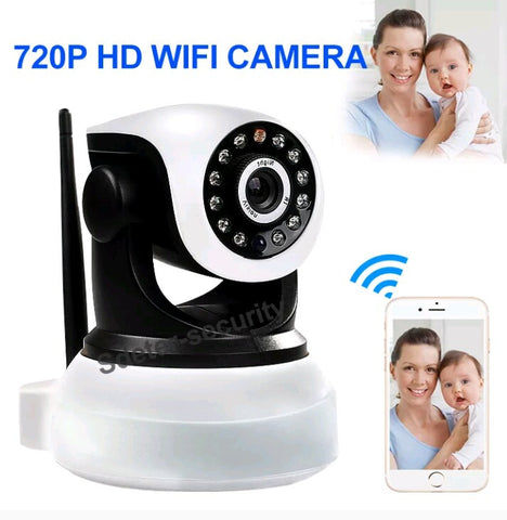 Wireless Ip Camera 720p 64gb  brandnew