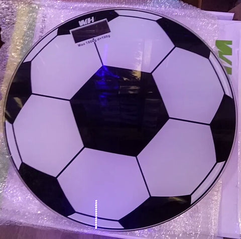 3D Digital Football Scale Brandnew 180Kg
