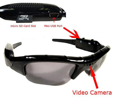 Sunglass Camera Brandnew