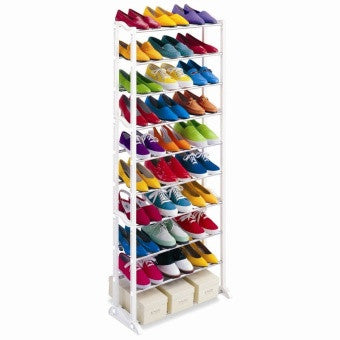 Amazing 10 Layer Shoe Rack Brandnew