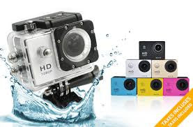 Waterproof Sports Action Camera Brandnew