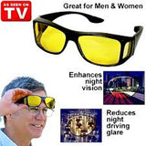 Night vision day night glasses for Cars, bike Riders