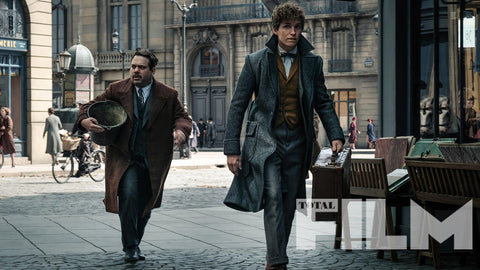 The Crimes of Grindelwald new image Paris