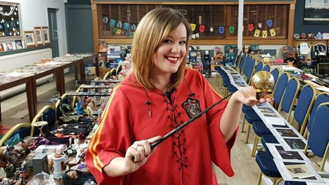 Victoria Maclean record Guinness Wizarding World