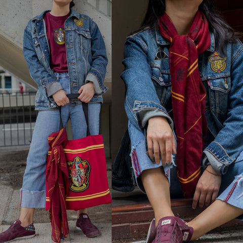 Fashion wizarding week - Casual Friday