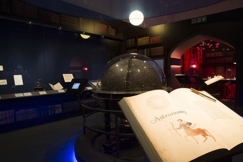 Inside the Harry Potter: A History of Magic exhibition
