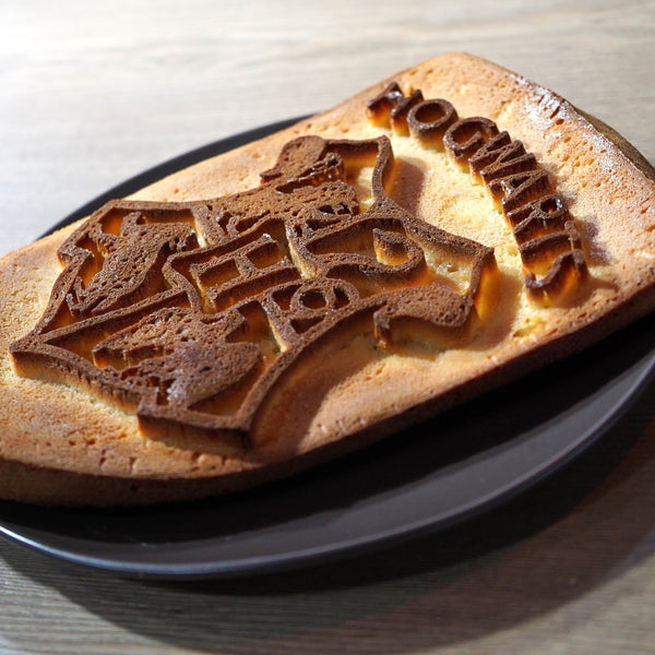 Harry Potter Hogwarts Kuchenform