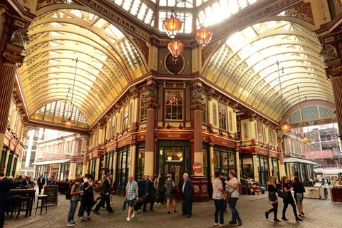 Harry Potter Londres Leadenhall Market