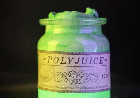 Harry Potter Polyjuice-Cocktails