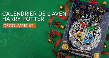 Calendrier de l'Avent Harry Potter par Cinereplicas