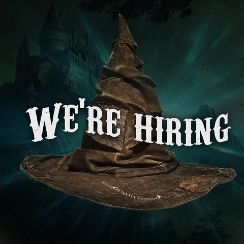 Harry Potter internship offer