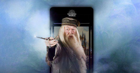 Wizarding World Application