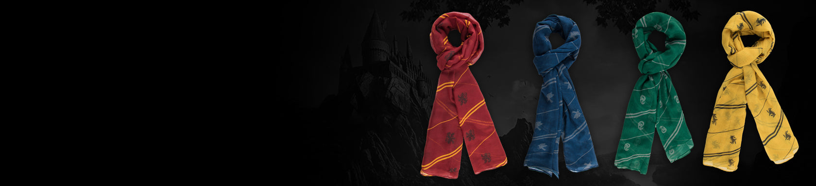 Foulard Harry Potter